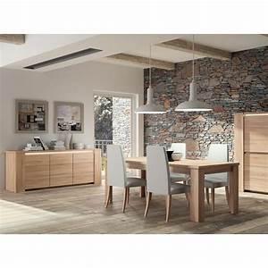 Meuble Chene Clair : meuble bois clair ~ Edinachiropracticcenter.com Idées de Décoration