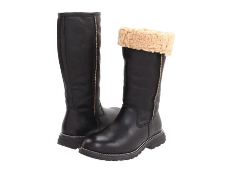 womens boots au 39 s shoes ugg australia 5490 leather boots black ebay