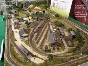Kato Trains N Scale Layouts
