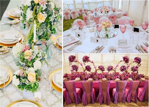 beautiful brides magazine beautiful wedding table setting
