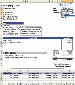 Excel work estimate invoice template 11 screenshot male for Oil change invoice template