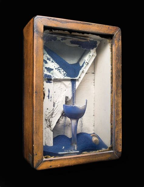 rap hip hop joseph cornell assemblage art shadow box art