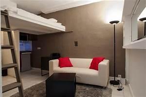 Studio Mezzanine Paris : le bonne nouvelle studio atypique en mezzanine proche ~ Zukunftsfamilie.com Idées de Décoration
