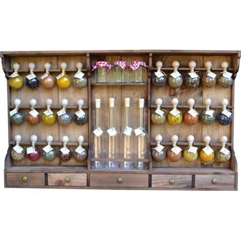 etagere a epice cuisine spice rack 30 color wood bulles depices fr