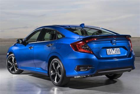2016 Honda Civic Sedan Gets 1.8l In Australia, Hatch And