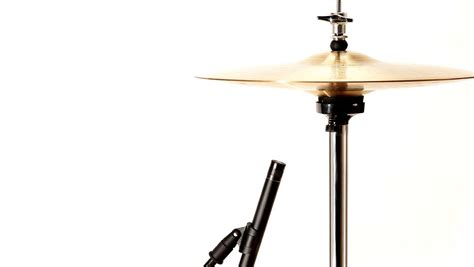How To Mic And Record Hi-hat And Cymbals