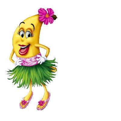 gifs bananes le de lemondedesgifs