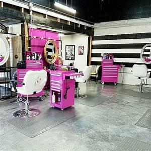Garage Salon : 50 best kadillac barbies salon spa images on pinterest lounges salons and spa ~ Gottalentnigeria.com Avis de Voitures