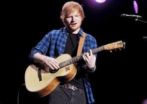Ed's Sheeran Concert Pictures