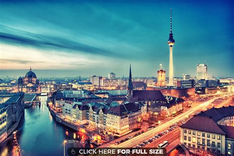 Berlin Wallpapers, Photos And Desktop Backgrounds Up To 8k