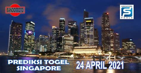 prediksi togel singapore hari   april  bandot toto