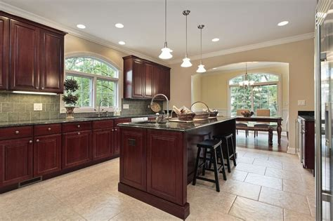 kitchen paint colors with mahogany cabinets kitchen cabinets gallery 9512