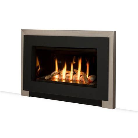 modern gas fireplace inserts modern gas fireplace regency horizon hz40 modern gas