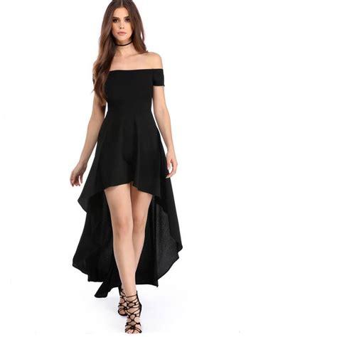 Negro y rojo de la mujer fashion dress sexy labios de la rodilla sin mangas de cola de milano ...