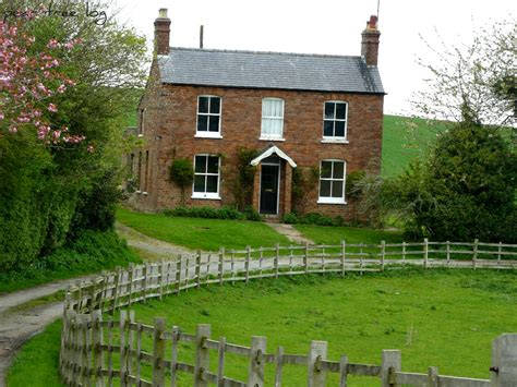 An English Country Cottage And Friday's Fences