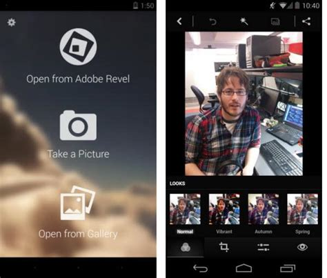 adobe photoshop express 2 0 for android android apps