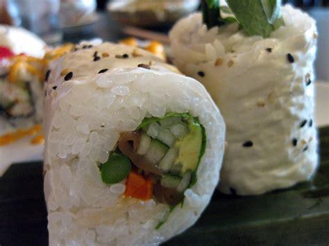 recette cuisine asiatique recette sushi maki galette de riz sans algue oeufs de