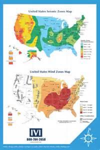 ASCE Wind Zone Map