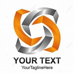creative abstract 3d geometric letter j vector logo design