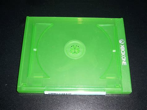 original microsoft xbox   replacement game case