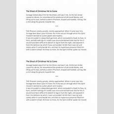 A Christmas Carol Peeanalytical Paragraph Lesson By Wilsh88  Teaching Resources Tes