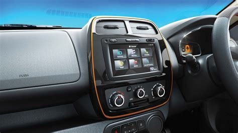 renault climber interior renault kwid climber launched at rs 4 3 lakh autodevot