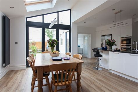 Extension To An Edwardian House In Bristol Contemporary