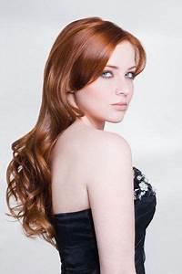 Haarfarbe Für Blasse Haut : pin van leony van duyn op red head frisuren wellenfrisuren en beauty ~ Frokenaadalensverden.com Haus und Dekorationen