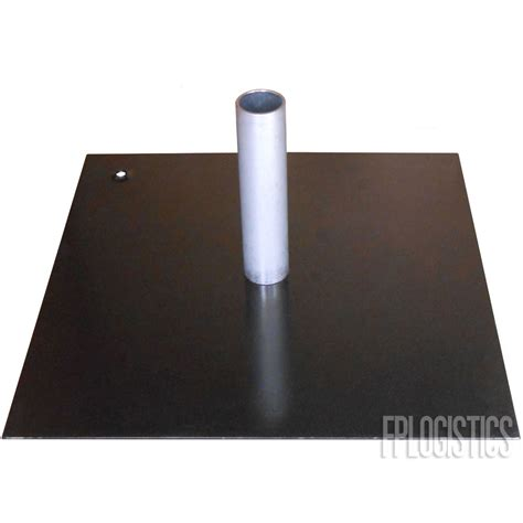 Pipe And Drape Base - welcome to fplogistics
