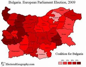 Bulgaria. European Parliament Election 2009 | Electoral ...