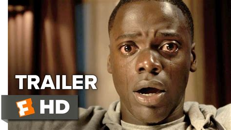 Get Out Official Trailer 1 (2017)
