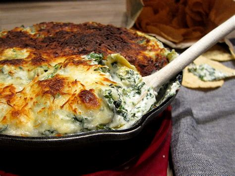 cooking light spinach artichoke dip cheesy spinach artichoke dip cooking light