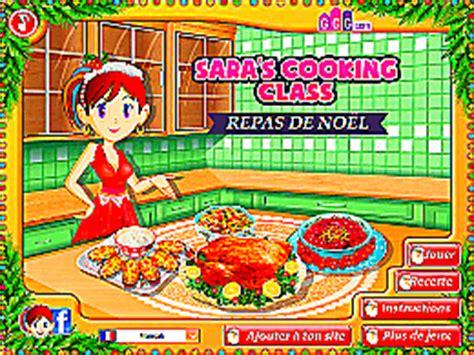 jeux de cuisine ecole de gratuit repas de noël école de cuisine de un des jeux en