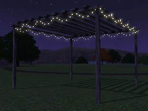 sim man12339s hawthorne hanging lights With sims 3 outdoor string lights