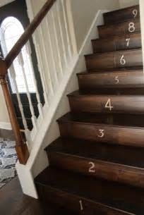 Wood Stair Nosing For Tile by Our Entryway Staircase Traditional Staircase Other