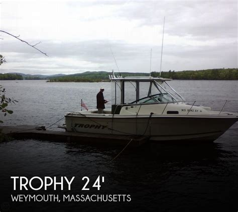 Fishing Boats For Sale Weymouth by Trophy Pro 2352 Walkaround Boat For Sale In Weymouth Ma