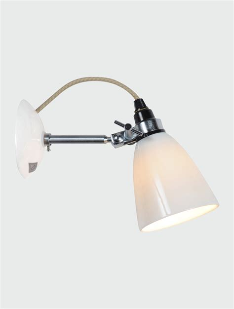 original btc hector small dome wall light