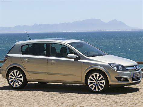 3dtuning Of Opel Astra 5 Door Hatchback 2007 3dtuningcom