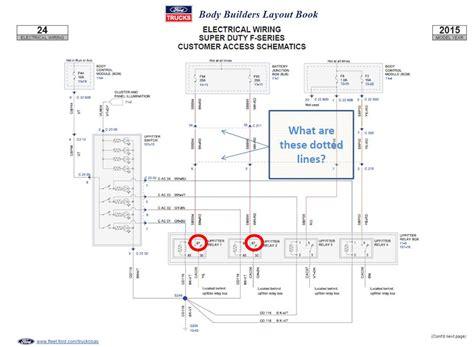 Upfitter Wiring Diagram Help Ford Truck