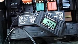 93 E34 Bmw Fuse Test