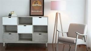 meubles scandinaves westwing ameublement With meuble de salle a manger avec armoire style scandinave