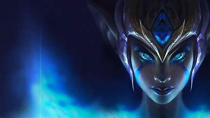 Morgana Victorious Elise Legends League Take Wallpapers