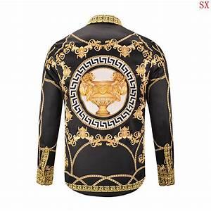 Versace Shirts For Men #510786 $39.00, Wholesale Replica ...