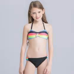 nice camouflage wrap teen girl swim suit