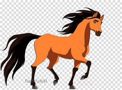 Spirit Clip Mustang Horse Clipart Kissclipart Animals