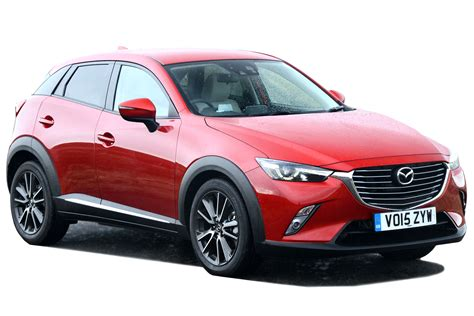 Mazda Car : Mazda Cx-3 Suv Review