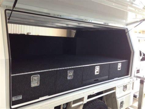 Tray Back Ute Systems   Drifta Camping & 4WD