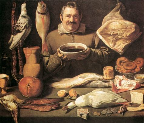 17th century cuisine file 17th century unknown painters the chef wga24061 jpg