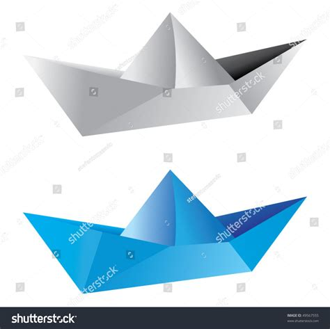Boat Drawing Instructions by Origami How To Make A Simple Origami Boat That Floats Hd