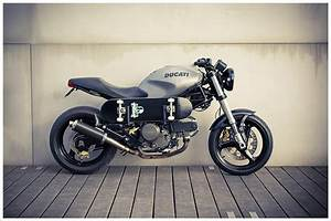 2002 Ducati Monster 620 Cafe Racer